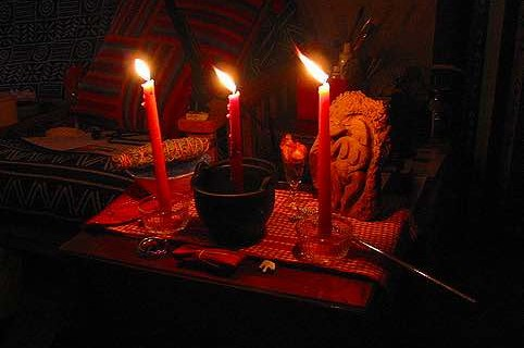candle love spell that works fast