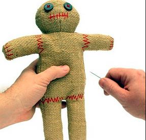 Learn how to make a voodoo doll to control a person
