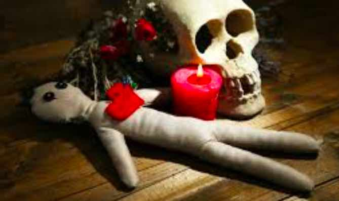 Halloween, Australia simple love spell