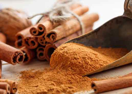Enjoy the spiritual benefits of cinnamon embedded in this spell