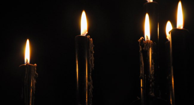 black candle magic spells