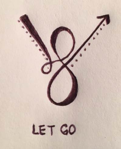spell to let go of someone