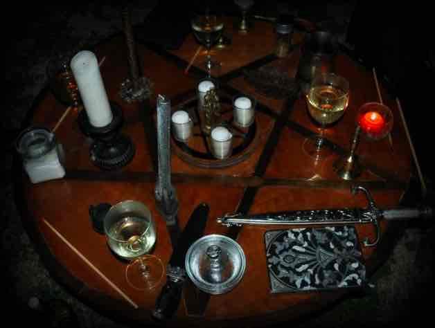 witchcraft spells, casting voodoo spells